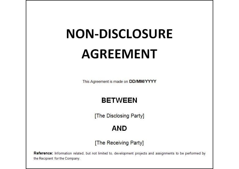 Non-Disclosure-Agreement2